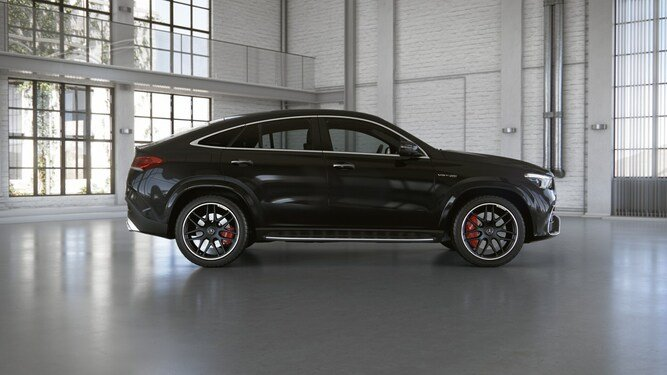 GLE 63 S  AMG 4MATIC+ купе NEW