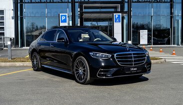 S 350 d 4MATIC PREMIUM NEW