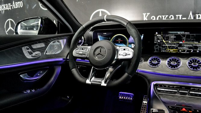 GT 43 AMG 4MATIC+