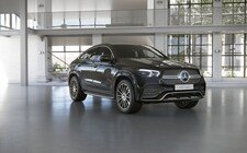 GLE 350 d 4MATIC купе NEW