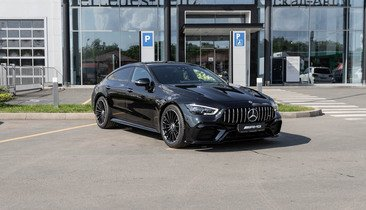 GT 53 AMG 4MATIC+