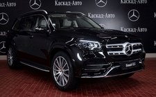 GLS 400 d 4MATIC Luxury NEW