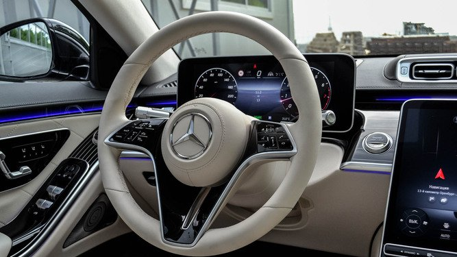 S 450 4MATIC BUSINESS NEW