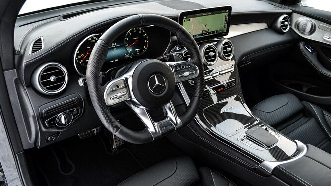 GLC 63 AMG 4MATIC+ купе Limited NEW