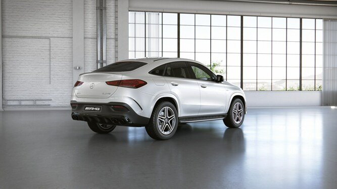 GLE 53 AMG 4MATIC+ купе NEW