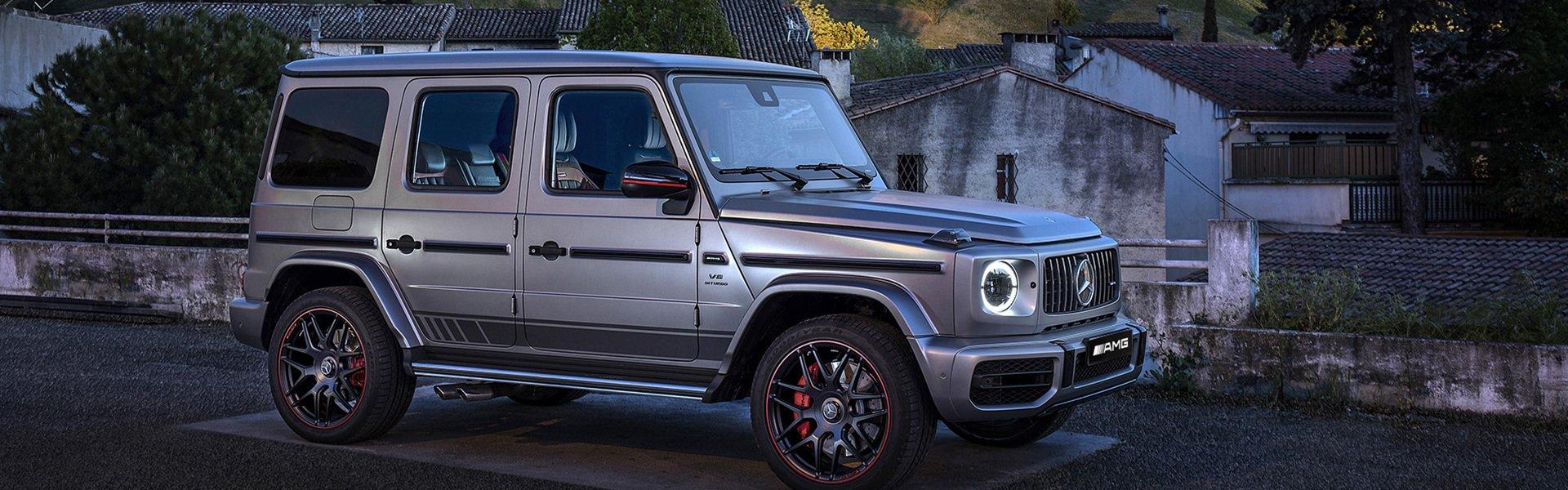 Mercedes-AMG G-Класс внедорожник