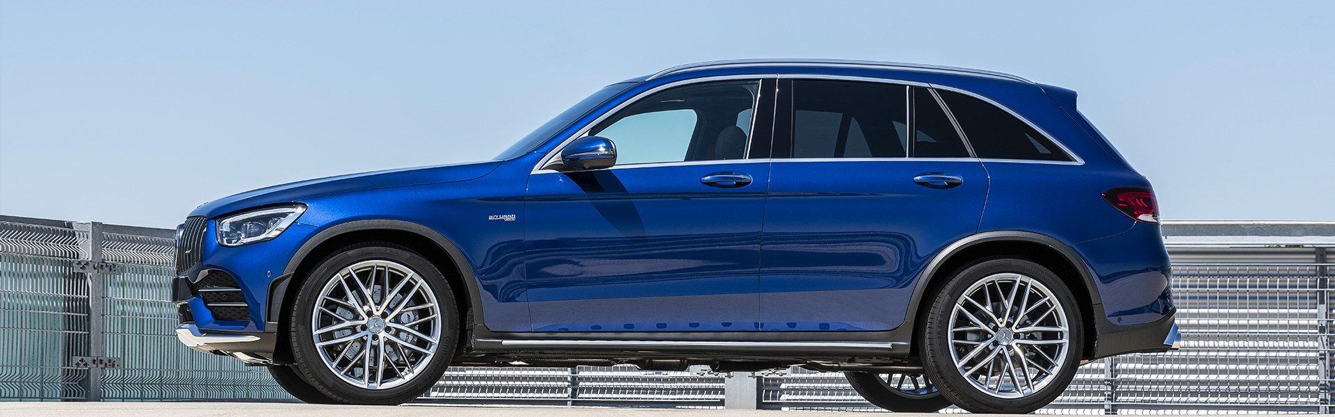 Mercedes-AMG GLC внедорожник