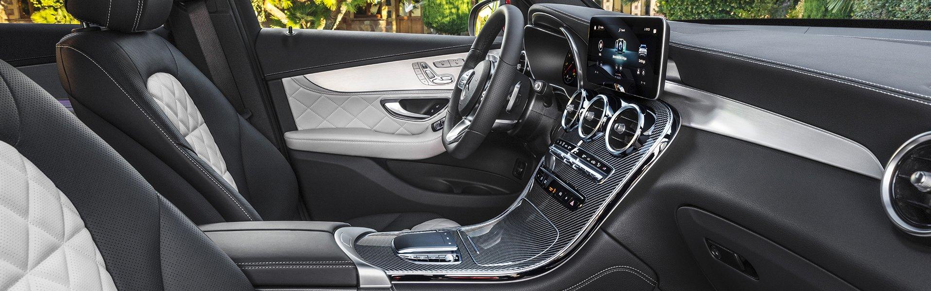 Mercedes-AMG GLC купе