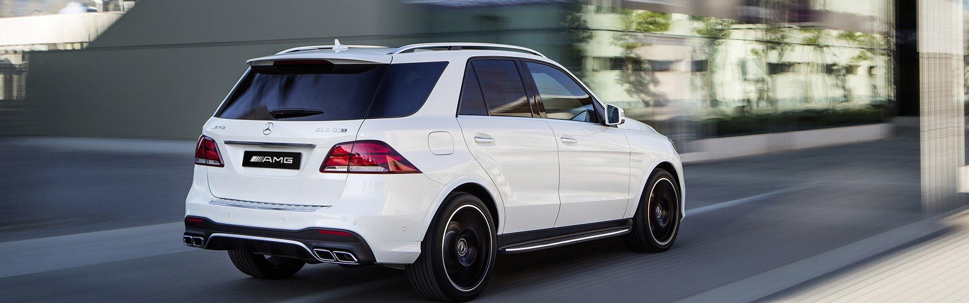 Mercedes-AMG GLE внедорожник
