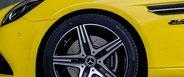 Mercedes-AMG SLC родстер