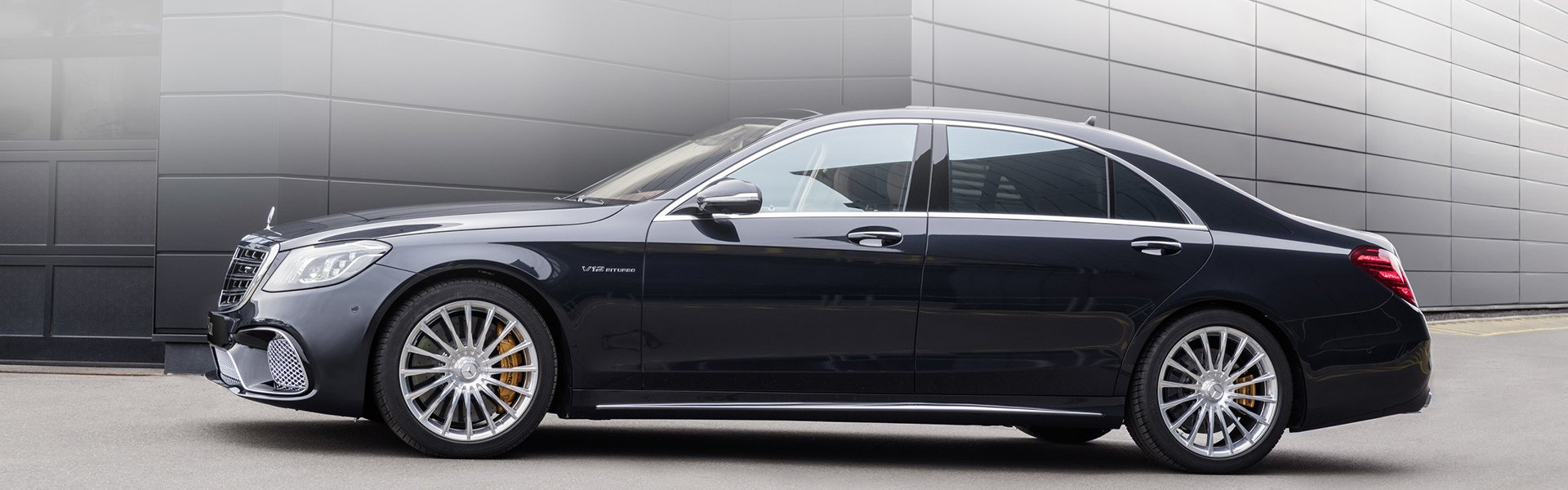 Mercedes-AMG S-Класс седан