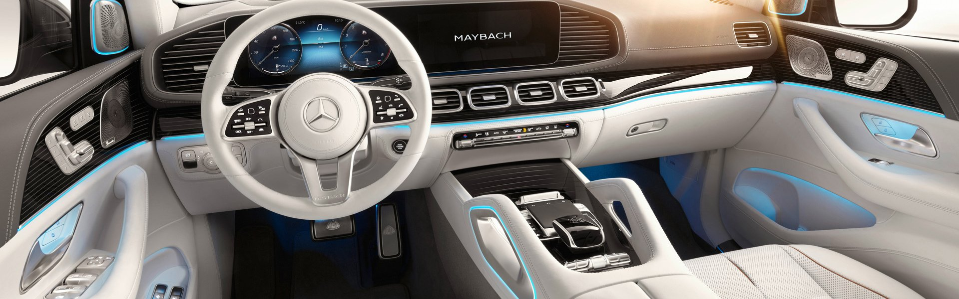 Mercedes-AMG GLS Maybach внедорожник