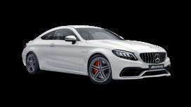 Mercedes-AMG C-Класс купе