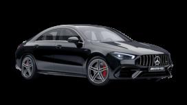 Mercedes-AMG CLA купе