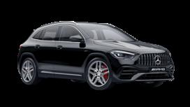 Mercedes-AMG GLA внедорожник