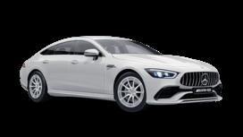 AMG GT купе