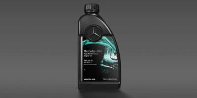 Оригинальное моторное масло AMG