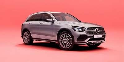 Mercedes-Benz GLC 200 4MATIC Premium