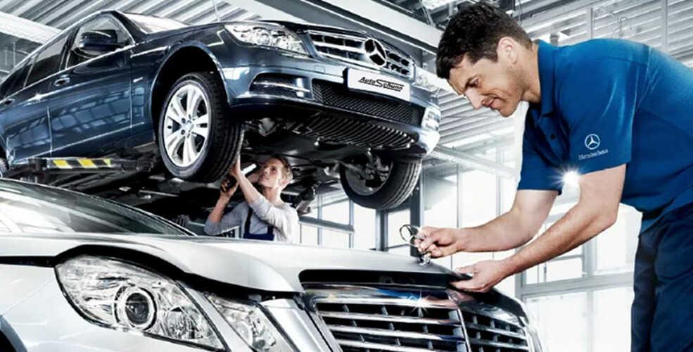 Сезонные предложения для Вашего Mercedes-Benz