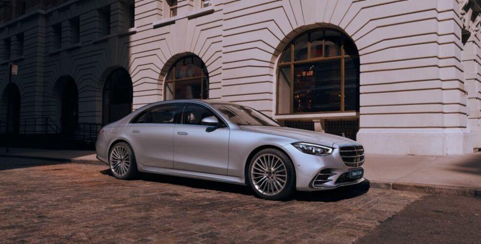 Новый Mercedes-Benz S-Класс